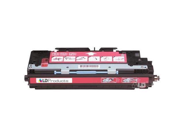 LD © Remanufactured Replacement Laser Toner Cartridge for Hewlett Packard Q2673A (HP 309A) Magenta