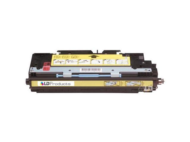 LD © Remanufactured Replacement Laser Toner Cartridge for Hewlett Packard Q2672A (HP 309A) Yellow