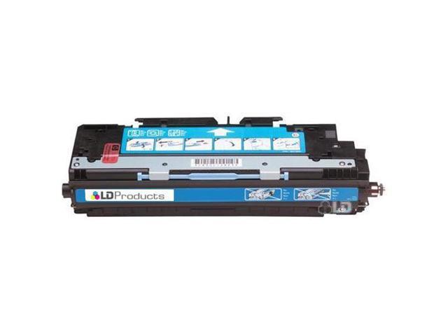 LD © Remanufactured Replacement Laser Toner Cartridge for Hewlett Packard Q2671A (HP 309A) Cyan