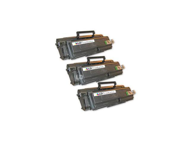 LD© Samsung Remanufactured Replacement ML-5000D5 Set of 3 Black Laser Toner Cartridges for use in Samsung ML 5000A, ML 5000G, ML 5050G, and ML 5100A Printers