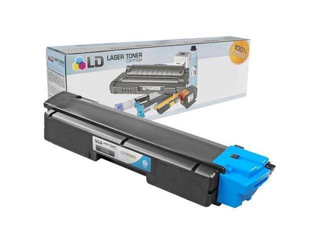 LD © Kyocera-Mita Compatible TK592C Cyan Laser Toner Cartridge for use in FS-C2026MFP, FS-C2126MFP, FS-C5250DN, M6026cidn, M6526cdn, M6526cidn, P6026cdn, P6526cdn, P6526cidn, & P6026cidn Printers