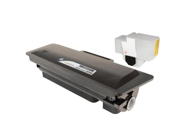 LD © Compatible Kyocera Mita Black 37029011 Laser Toner Cartridge W/Waste Bin