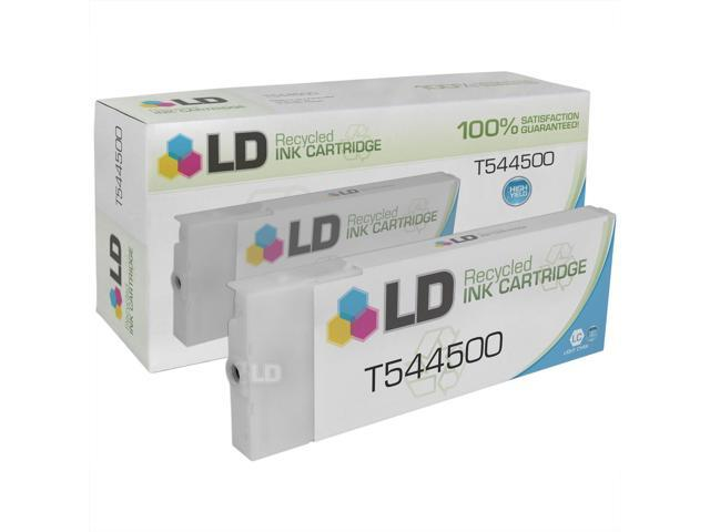 LD © Remanufactured Replacement for Epson T544500 High Yield Light Cyan Pigment Ink Cartridge for use in Epson Stylus Pro 4000, 4000 Professional Edition, 7600 Pigment, & 9600