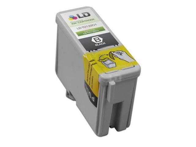 LD © Remanufactured Replacement for Epson T013201 (T013) Black Ink Cartridge