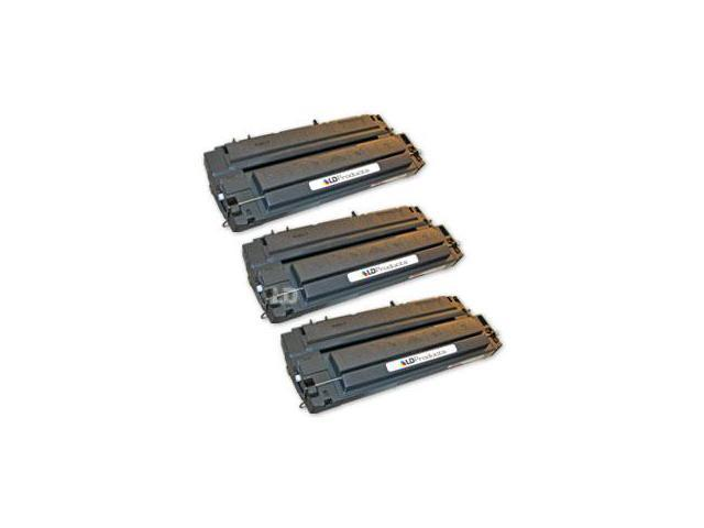 LD © Remanufactured Replacement Laser Toner Cartridges for Hewlett Packard C3903A (HP 03A) Black (3 Pack)