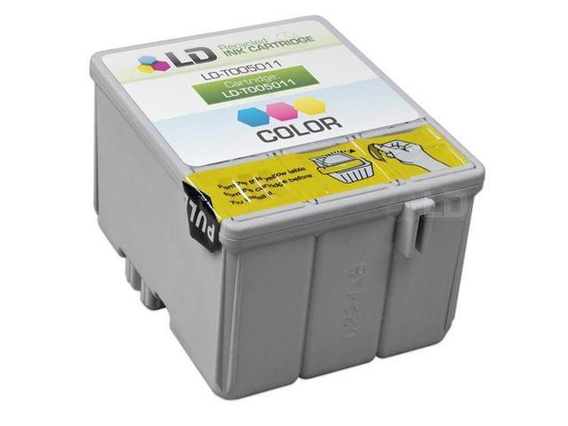 LD © Epson T005011 (T005) Color Remanufactured Ink Cartridge