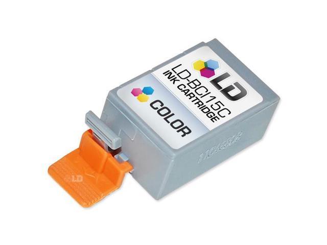 LD Canon BCI15C Color Compatible Inkjet Cartridge Neweggcom