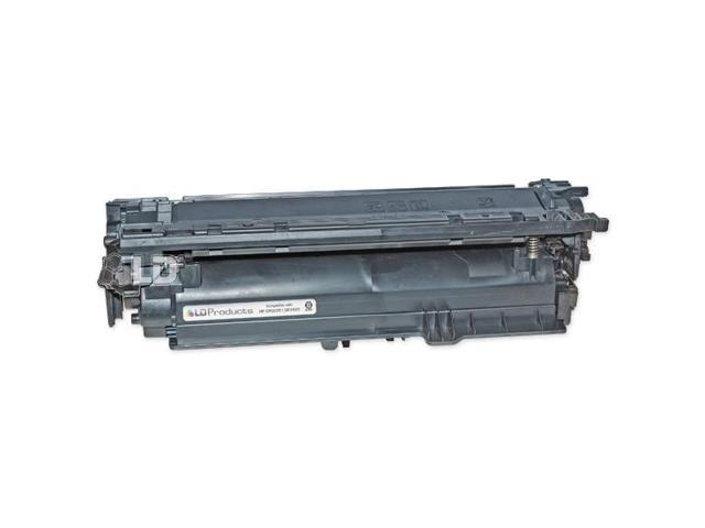 LD © Remanufactured Replacement Laser Toner Cartridge for Hewlett Packard CE250A (HP 504A) Black