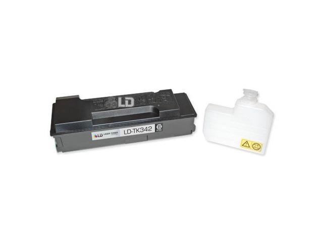 LD © Compatible Kyocera Mita Black TK-342 Laser Toner Cartridge.