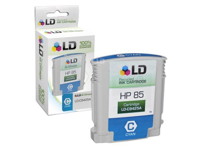 LD © Remanufactured Replacement Ink Cartridge for Hewlett Packard C9425A (HP 85) Cyan