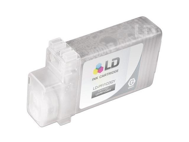 LD © Compatible Canon PFI-103GY Pigment Gray Ink Cartridge