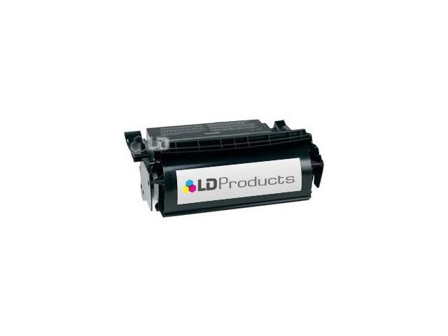 LD © Compatible Black Laser Toner Cartridge for Lexmark 12A0825 (Optra Se 3455 Series Printers)