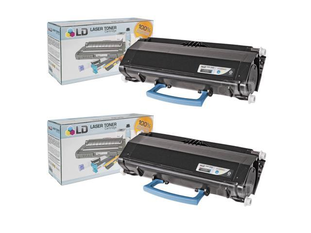 LD © Compatible Dell 330-5207 (U903R) Set of 2 High Yield Black Toner Cartridges for your Dell 3330dn Printers
