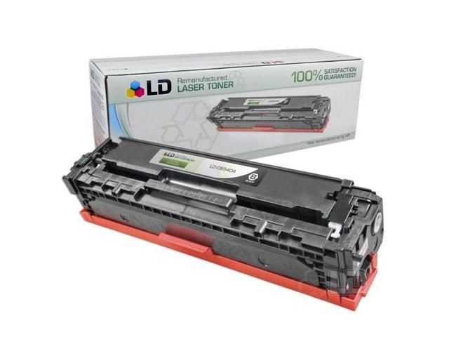 LD © Remanufactured Replacement Laser Toner Cartridge for Hewlett Packard CB540A (HP 125A) Black