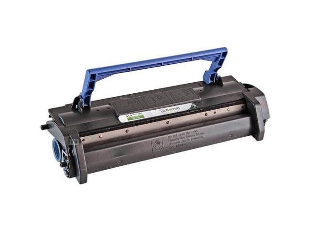 LD © Compatible Replacement for Sharp FO-47ND Black Laser Toner Cartridge for use in Sharp FO 4650, 4700, 4970, 5550, 5700, ...