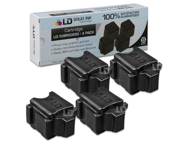 LD © Compatible Replacements for Xerox 108R00930 Solid Ink Sticks for use in Xerox ColorQube 8570DN, 8570DT, and 8570N Printers