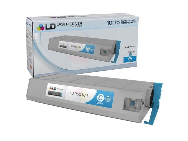 LD © Konica Remanufactured 950-184 Cyan (950184) High Yield Laser Toner Cartridge