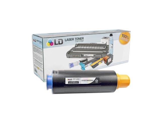 LD © Compatible Black Laser Toner Cartridge for Canon 0279B003AA (GPR17) for ImageRunner 5070/5570/6570
