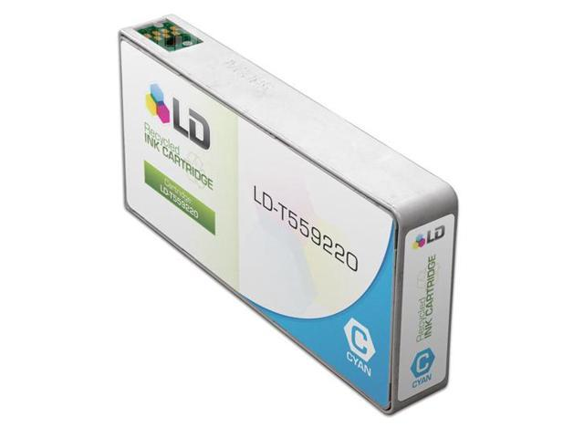 LD © Remanufactured Replacement for Epson T559220 (T5592) Cyan Ink Cartridge