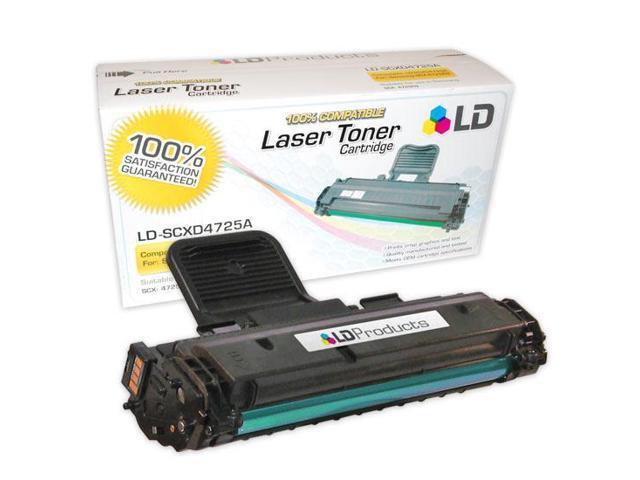LD © Compatible Alternative to Samsung SCX-D4725A Black Laser Toner Cartridge