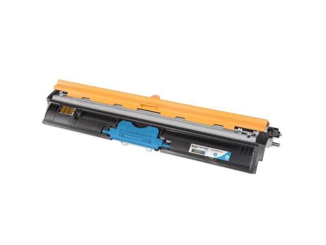 LD © Compatible Okidata 44250715 High Yield Cyan Laser Toner Cartridge for OKI C110, C130N, & MC160 MFP Printers