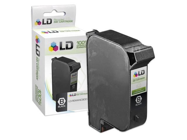 LD �� Remanufactured Replacement Ink Cartridge for Hewlett Packard C9007A Aqueous Black