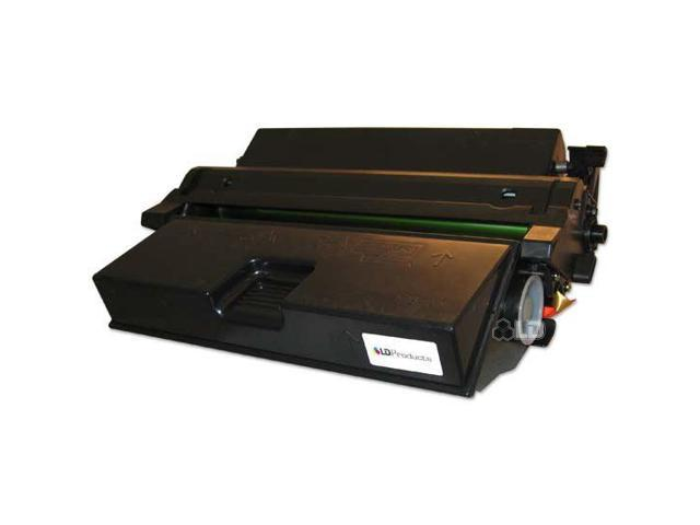 LD © Remanufactured Black Laser Toner Cartridge for Lexmark 63H2401