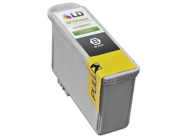 LD © Epson T026201 (T026) Black Remanufactured Ink Cartridge