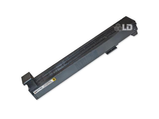LD © Remanufactured Replacement Laser Toner Cartridge for Hewlett Packard CB382A (HP 824A) Yellow