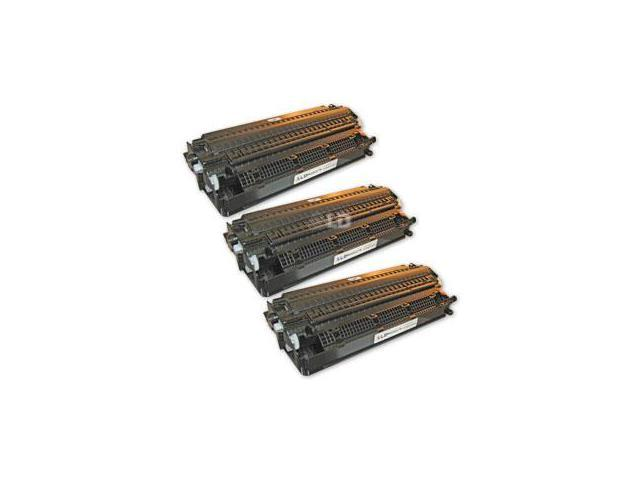 LD © Set of 3 Compatible High Yield Black Laser Toner Cartridges for Canon 1491A002AA (E40) for use in FC-310, PC981, PC550, FC-224, PC745, PC900, PC300, PC420, FC-336, PC800 Other PC/FC Models