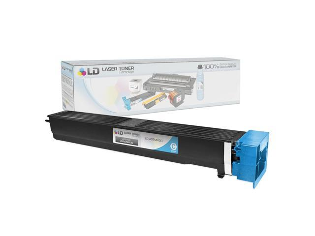 LD © Compatible Cyan Laser Toner Cartridge for Konica Minolta A0TM430 (TN613C) for Bizhub C452, Bizhub C552 and Bizhub C652