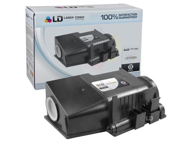 LD © Toshiba Compatible T1550 Black Laser Toner Kit