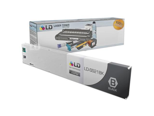 LD © Compatible Mimaki SS21BK Black Ink Cartridge