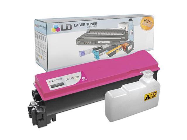LD © Kyocera-Mita Compatible TK572M Magenta Laser Toner Cartridge for use in FS-C5400DN, and P7035cdn Printers