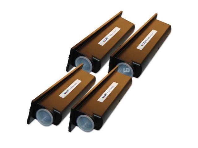 LD © Compatible Black 4-Pack Laser Toner Cartridge for Canon 1372A006AA (NPG1)