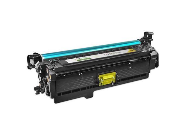 LD © Remanufactured Replacement Laser Toner Cartridge for Hewlett Packard CF032A (HP 646A) Yellow