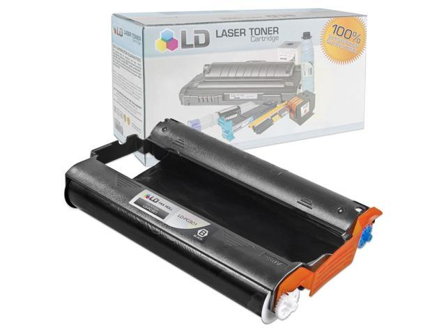 LD © Compatible Replacement for Brother PC301 Fax Cartridge With Roll for use in Brother FAX 885MC, Intellifax 750, 770, 775, 870MC, 885MC, and MFC-970MC Printers