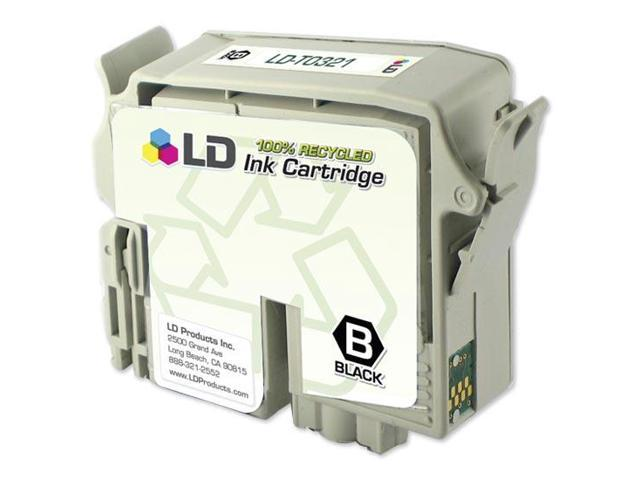 LD © T032120 Epson Remanufactured Black T0481 Ink Cartridge