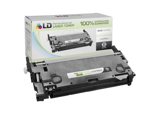 LD �� Remanufactured Replacement Laser Toner Cartridge for Hewlett Packard Q7560A (HP 314A) Black