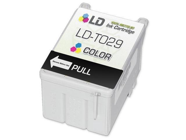 LD © Epson T029201 (T029) Color Remanufactured Ink Cartridge for Stylus C60