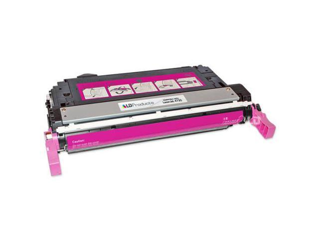 LD © Remanufactured Replacement Laser Toner Cartridge for Hewlett Packard Q6463A (HP 644A) Magenta