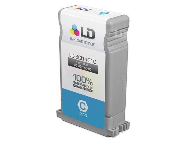 LD © Canon BCI1401C Cyan Compatible Inkjet Cartridge for imagePROGRAF W7250