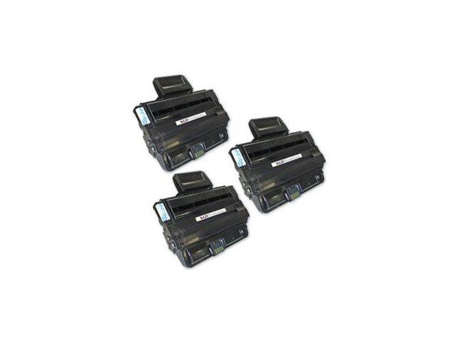 LD © Compatible Replacements for Samsung ML-D2850B Set of 3 High Yield Laser Toner Cartridges for use in Samsung ML 2850, 2850D, 2850DR, 2851ND, 2851NDL, and 2851NDR Printers