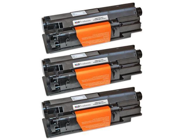 LD © 3 TK-312 Compatible Black Toner Cartridges