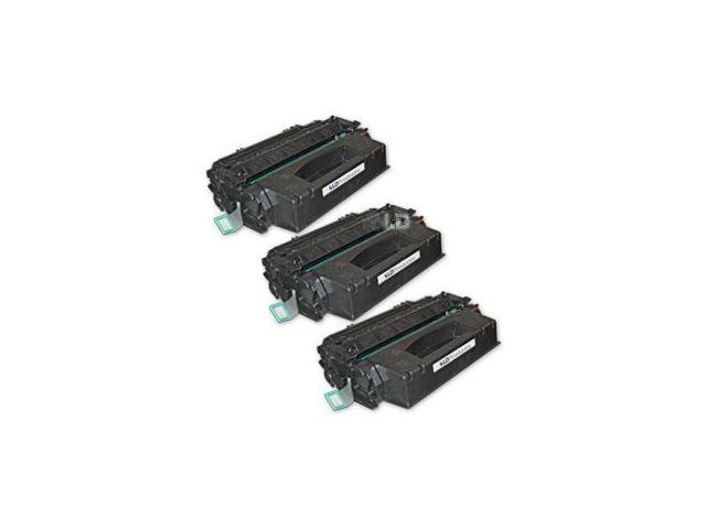 LD © Remanufactured Replacements for Hewlett Packard Q5949X (HP 49X) 3PK HY Black Toner Cartridges for HP LaserJet 1320, 1320n, 3390 All-in-One, 1320t, 1320tn, 1320nw, & 3392 All-in-One Printers