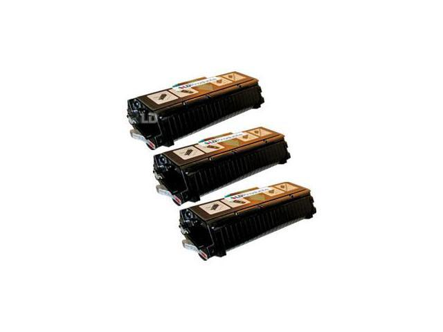 LD © Remanufactured Replacement Laser Toner Cartridges for Hewlett Packard 92275A (HP 75A) Black (3 Pack)