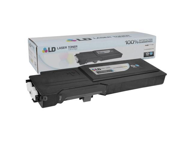 LD © Dell Compatible RD80W (67H2T) Black Extra High Yield Toner Cartridge Includes: 1 593-BBBU Black for use in Dell Color ...