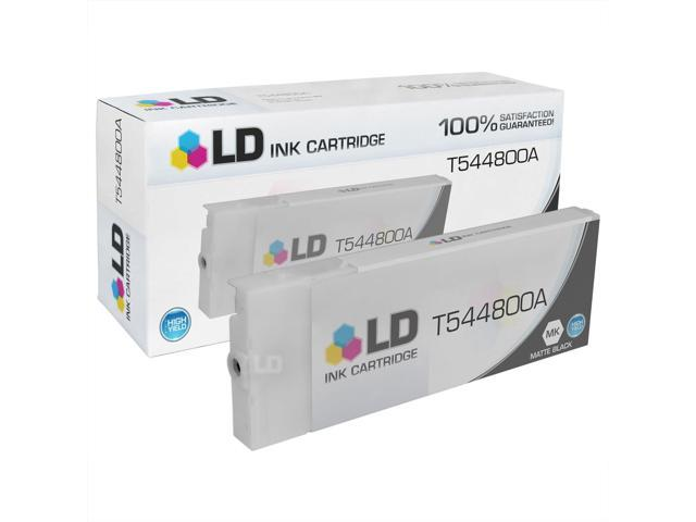 LD �� Remanufactured Replacement for Epson T544800A High Yield Matte Black Pigment Ink Cartridge for use in Epson Stylus Pro 4000, 4000 Professional Edition, 7600 Pigment, & 9600