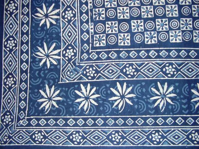 Dabu Indian Tapestry Cotton Spread 106