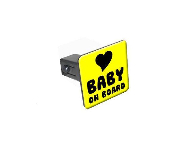 Baby on Board - Yellow - 1.25